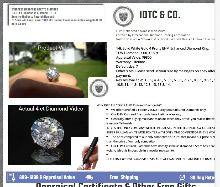 How to buy a 3 carat diamond for $3,200! | Royal Diadem Jewelers