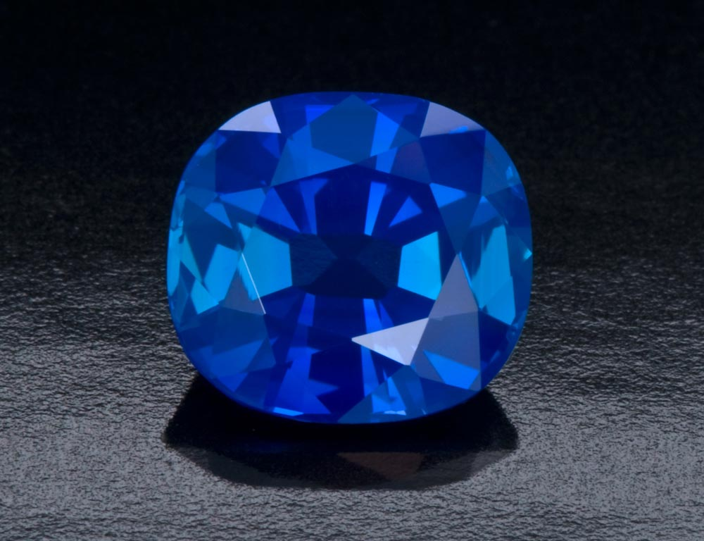 natural shape oval color carats deep sapphire heated img blue carat
