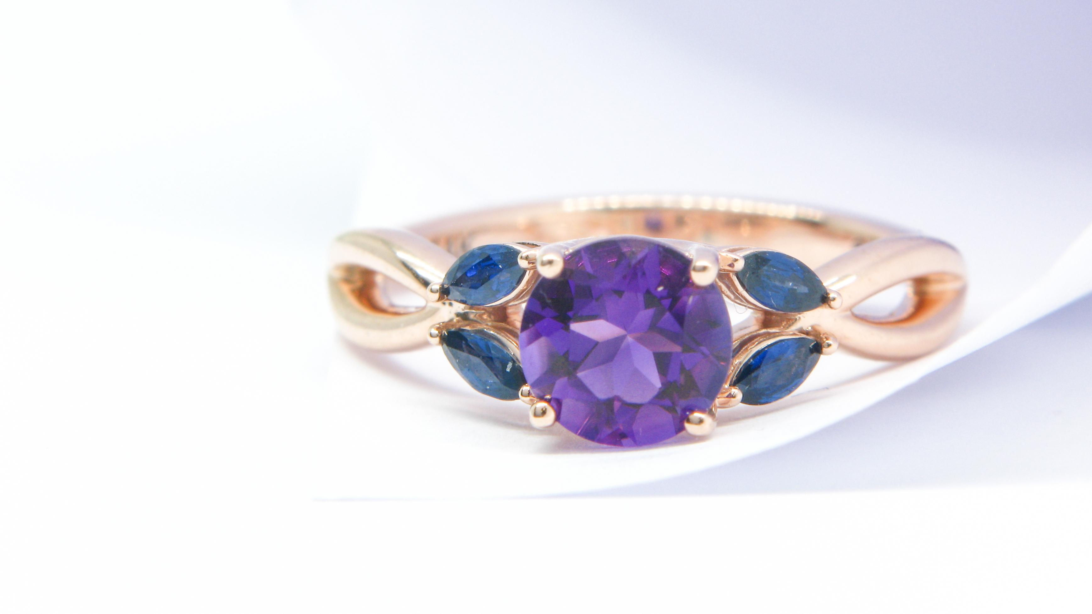 The Wonderful World of Color PT 13: Amethyst | Royal Diadem Jewelers